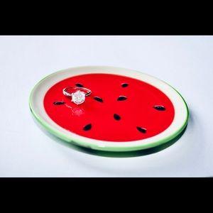 💚3/20$5/25💚WATERMELON RING DISH/trinket tray